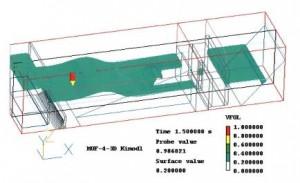R-2-1_福田:越波式波力発電における現地スケールでの水面分布図