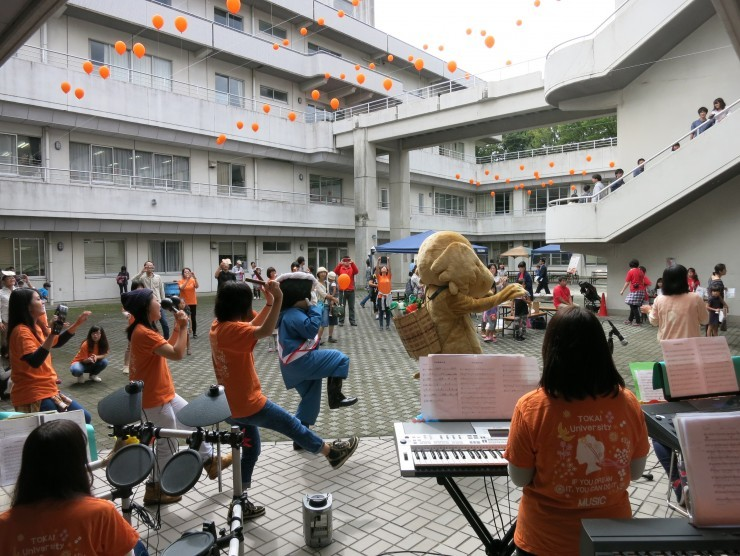 「TOKAIおひろめ芸術祭」1
